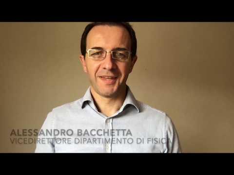 Fisica - Alessandro Bacchetta