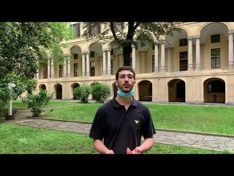 Visita virtuale Collegio Cairoli